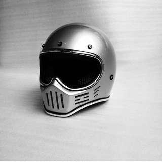 Bandit Helmet Vintage