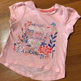Mothercare Baby Girl Tshirt