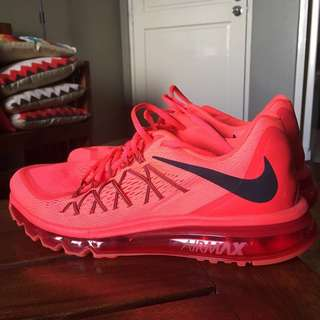 Original Nike Air Max 2015 Anniversary Pack (never worn)