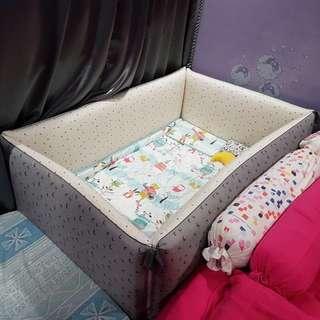 Lol Baby Bumper Bed