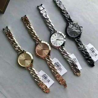 Mk Authentic Twist Watch