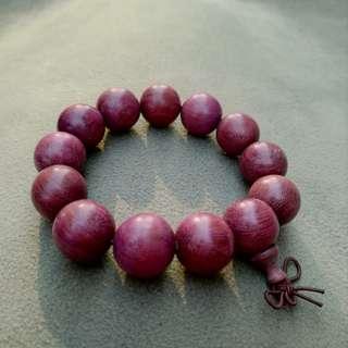 頂級紫羅蘭木手珠