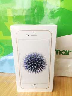 Apple iPhone 6 - 32gb Brand New and Sealed Color: Gold With Smart Paperbag Smartlocked