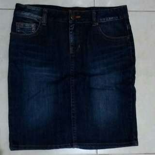Rok Jeans Guess Jeans / Mini skirt
