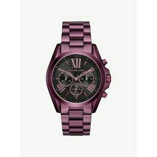 Mk Authentic Limkted Edition Watch