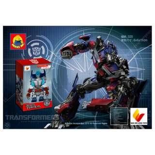 BAO XIN LONG 320 Transformers Optimus Prime Figures