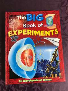 The Big Book of Experiments- An Encyclopedia of Science