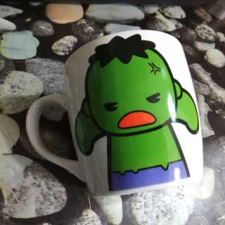 The Hulk Cup / Mug