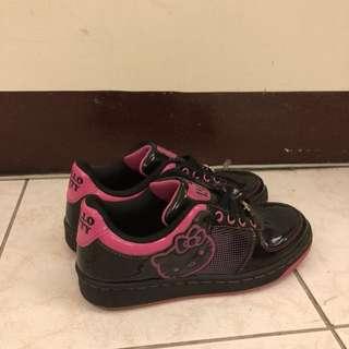 Hello Kitty 布鞋