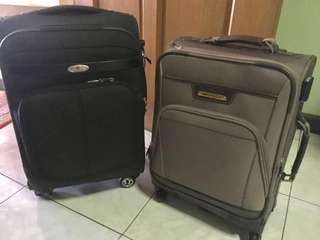 Decluttering : Luggages