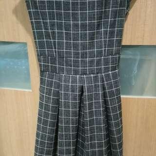 Dress Kotak Thailand