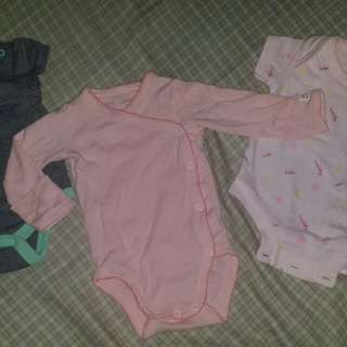 Baby Girl Clothes (Newborn)