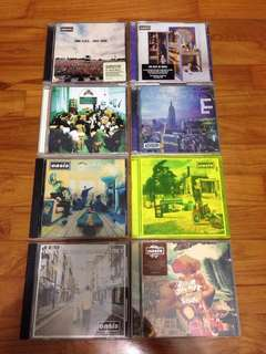 Oasis CDs