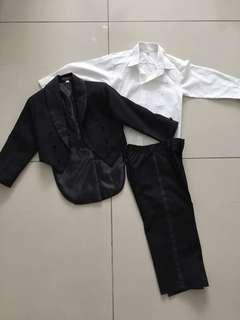 5 year old 3 piece tuxedo