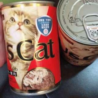 貓罐頭 大罐