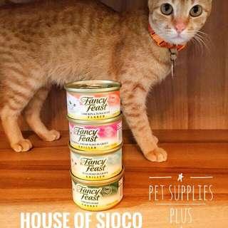 Purina Fancy Feast Gourmet Cat Food 85g