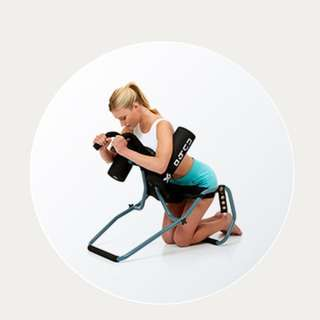 Nubax back stretch machine/ back pain relief