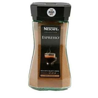 免運 咖啡 雀巢咖啡精選義式濃縮 100g