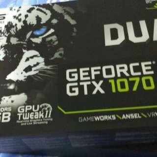 Asus Gtx 1070 Dual OC