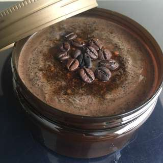 Coffee Scrub All Natural