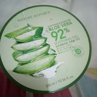 Nature republik aloevera 92%