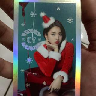 Twice Chaeyoung Official Photocard