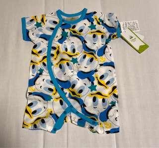Donald Duck 嬰兒連身衣