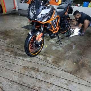 2013 KTM 1190 ADVENTURE