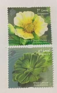 Singapore 2012 Pond life definitive mnh
