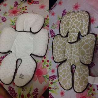 CarSeat or Stroller Pillow