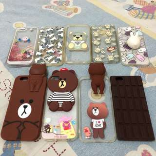IPHONE 6/6s Casing TAKE ALL😍