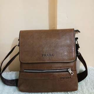Prada Mens sling Bag Replica