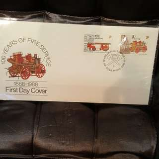 FDC 1988