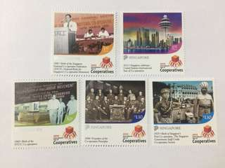 Singapore 2012 UN International Year mnh