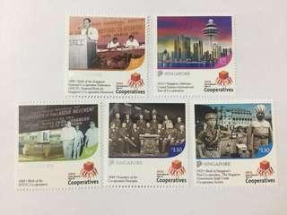 Singapore 2012 UN International Year mnh