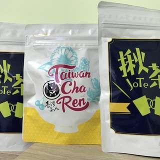 台灣茶人 茶包 18入X3袋
