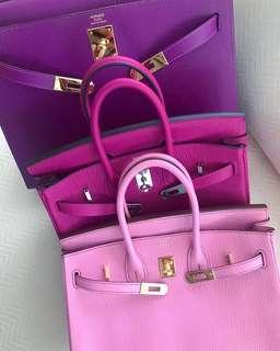 (PO) Hermes Birkin Bag