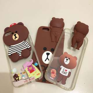 IPHONE 6/6s Case Brown (Take All)