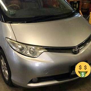 Toyota Estima SG