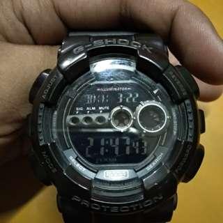G-shock GD- 100 .. 100 %original