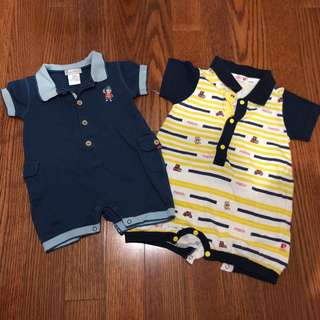 Baby Romper for Boys