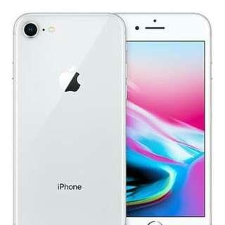 Iphone 8 64GB GARANSI IBOX bisa cicilan tanpa kartu kredit