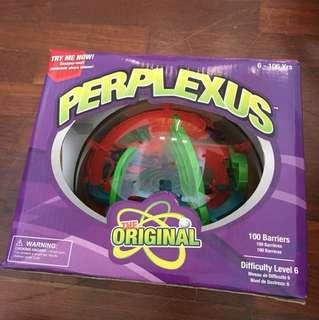 Perplexus original 100 barriers toy