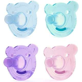 Philips Avent Soothie Shapes Bear, 0-3m (2 pcs)
