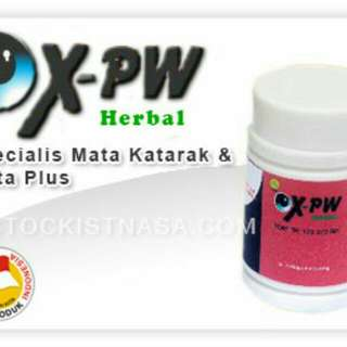 Ox-pw herbal NASA