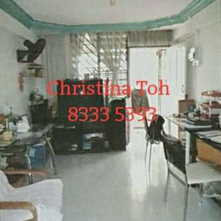 1+1 For Rent @ Taman Ho Swee