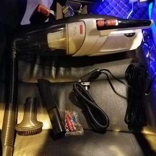 車用吸塵機(乾濕兩用,可泵車軚)