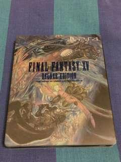 [PS4] Final Fantasy XV Deluxe Edition