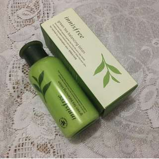 Innisfree Green Tea Balancing Lotion (Moisturizer)