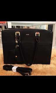 Authentic Aldo black bag